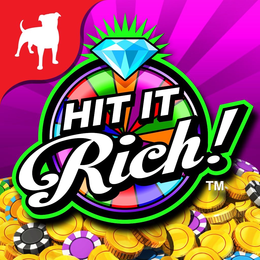 hit it rich online casino